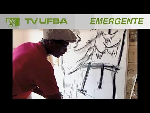 470. 'Emergente' com artista plástico Antônio Rebouças