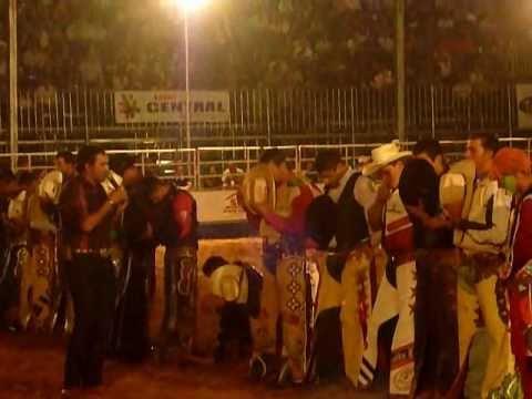 RODEIO DE SANTA MERCEDES 2010 /PARTE 1