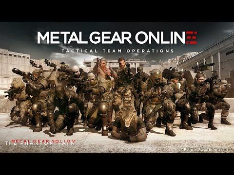 Metal Gear Online – HD Gameplay Demo