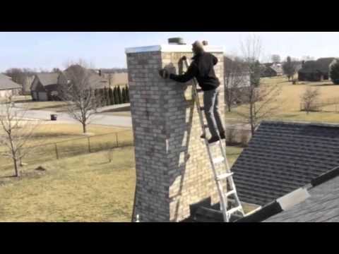Replace Chimney Cap & Chimney Rain Pan Indianapolis