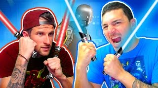 LIGHT SIDE vs DARK SIDE | Star Wars with Molt | Rogue One