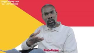 Poaty-Pangou s'exprime sur la guerre dans le Pool et les indépendances africaines