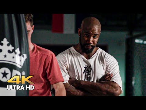 Case Walker (Michael Jai White) trains the two fighters. Never Back Down: No Surrender
