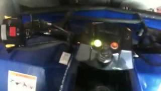 7. 2006 Polaris Sawtooth ATV