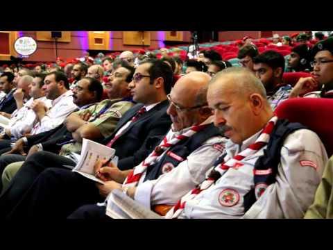 اليوم الثاني - اللقاء الكشفي الدولي الـ 18 لتبادل الثقافات والتعرف على الحضارات - سلطنة عمان