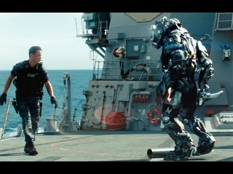 Trailer Battleship Super Bowl TV Spot