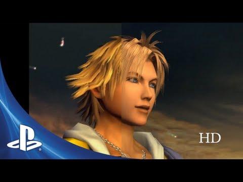 Final Fantasy X HD Comparison