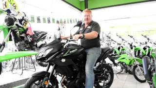 8. 2017 Kawasaki Versys 650 l with new colour & why u should buy ??