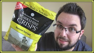 MJ checks out a (I think) new crisp producer's products. This is Yorkshire Crisps, and their sea salted flavour. MJ loves a bit of sea salt so lets see how it fares/fairs/fayres.►Our Podcast : http://shoutengine.com/FRUKUnwrappedTheFoodReviewUKPodcast/►My Comedy : http://www.youtube.com/user/JamiesonComedy► My Movie Reviews: https://www.youtube.com/channel/UCbQ3rZXwS6quktVPLojG7dg►My Let's Plays: https://www.youtube.com/channel/UCuvxtcDOJPjFdwSmaSMSjFQ►My VLOG : http://www.youtube.com/user/MichaelJamiesonsLife►ReZ Daily : http://www.youtube.com/c/ReZourcemanDaily►Nate's Channel https://www.youtube.com/user/NaynaPeterson►Gossi's Channel https://www.youtube.com/user/Gostiano►The FRUK Buddies Playlist https://www.youtube.com/playlist?list=PLe85i3ke1QZjE4c1wGl0wBJblQVni5Ff8►T-Shirts : http://foodreviewuk.spreadshirt.co.uk►Website - - - http://www.FoodReviewUK.com►Twitter - - - - http://www.twitter.com/FoodReviewUK ►Instagram - - http://www.instagram.com/frukgram►MJ's Instagram - - http://www.instagram.com/rezourcemanBusiness Enquiries - michaeljamiesoncomedy@gmail.com