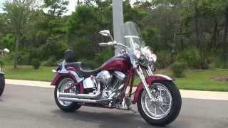 4. Used 2006 Harley Davidson CVO Fat Boy Motorcycles for sale - Ft. Walton Beach, FL