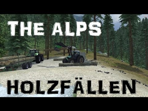 The Alps v1.5 The Great Green Valley