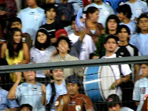 Video - amistoso con antofa 287 - Furia Celeste - Deportes Iquique - Chile