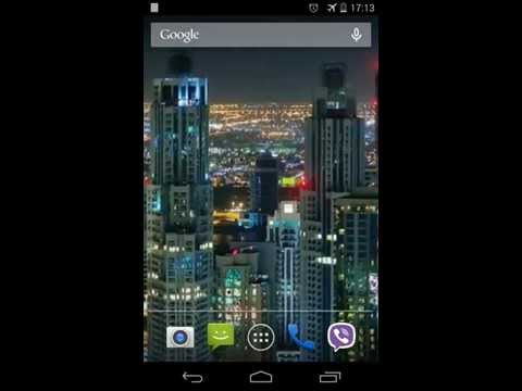 Video of Dubai Video Live Wallpaper