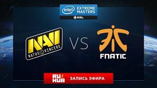 fnatic vs Na'Vi, game 1