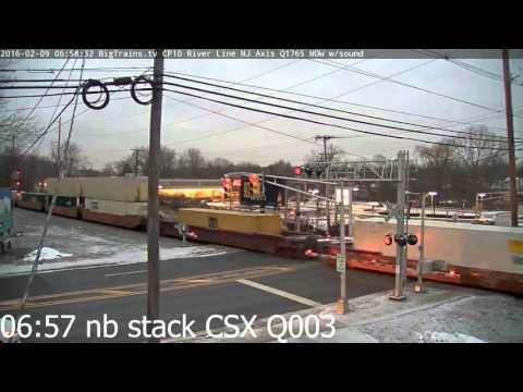BigTrains.TV Feb 9 2016 2015 Daily Video Blog for CP 10
