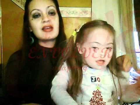 Veure vídeoSíndrome de Down: Lenguaje de señas