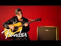 Butch Walker Performs 'Afraid of Ghosts' with the Fender Acoustic Pro | Fender