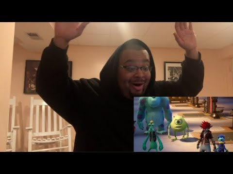 "KINGDOM HEARTS III Theme Song Trailer – ""Don't Think Twice"" REACTION! (видео)"