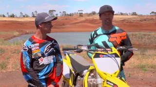 8. MXTV Bike Review - 2016 Suzuki RM-Z450