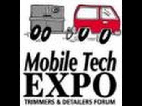 mobile tech - http://www.denttime.com http://www.mobiletechexpo.com Full version of the auto reconditioning show and links at bottom, Mobile Tech Expo in Orlando, Florida....