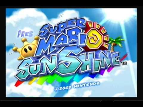 super mario sunshine gamecube occasion