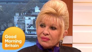 Video Life as Donald Trump's Wife: Ivana Trump Speaks Out! | Good Morning Britain MP3, 3GP, MP4, WEBM, AVI, FLV April 2018