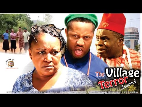 The Village Terror Season 6    - 2016  Latest Nigerian Nollywood Movie