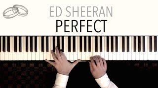 Video Ed Sheeran - Perfect (Wedding Version) featuring Pachelbel's Canon MP3, 3GP, MP4, WEBM, AVI, FLV Januari 2018