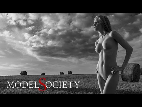 How to take naked pictures with nude art models: Hay Fever by Thomas Holm and Lisa (видео)