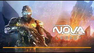 N.O.V.A LEGACY HOW TO PLAY / BEST GAME 35MB
