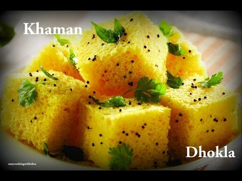 Dhokla recipe in hindi khaman dhokla gujarati recipe forumfinder Image collections