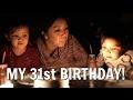 MY 31st BIRTHDAY! - February 02, 2017 -  ItsJudysLife Vlogs