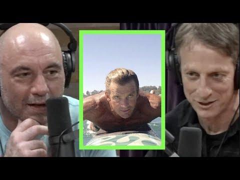 The Time Tony Hawk Went Surfing with Laird Hamilton   Joe Rogan