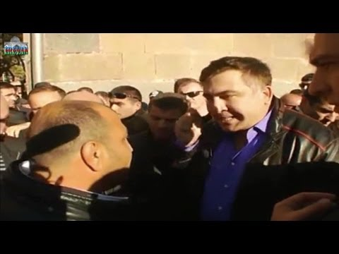 Armenian - Armenians and Georgians. Saakashvili vs. armenian separatist. Armenians in Georgia. Javakheti Armenians. http://youtu.be/20tH8a2s4Fw Mikheil Saakashvili, Akh...