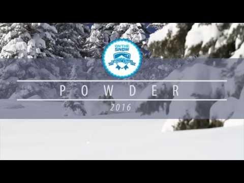 2015/2016 Editors' Choice Skis: Men's Powder
