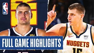THUNDER at NUGGETS   FULL GAME HIGHLIGHTS   December 14, 2019 by NBA