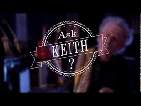 KEITH RICHARDS: Doesn't Have the Blues
