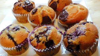 Christmas Muffins How To Make Chocolate Or Blueberry Muffin Recipe Cake