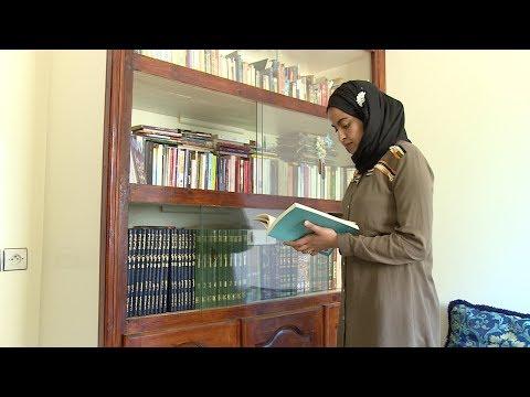 شيماء بيبس.. بذرة أديبة تشق طريقها بثبات في عوالم الكتابة والأدب