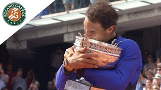 The Best of Roland-Garros 2017. This is the perfect wrap up for this 2 amazing weeks of competition. Visit Roland Garros' official website: http://rg.fr/RGwebSubscribe to our channel: http://rg.fr/ytrginFollow us!Facebook: http://rg.fr/FBRolGaTwitter: http://rg.fr/TwrolgInstagram: http://rg.fr/instRGThis is the official YouTube Channel of Roland Garros, home of the French Open. The tournament 2017 will run from 22 May- 11 June.