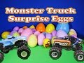 foto SURPRISE EGGS 25 Monster Truck Surprise Eggs a Monster Truck Surprise Egg Video Borwap