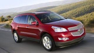 2011 Chevrolet Traverse Quick Tour And Test Drive