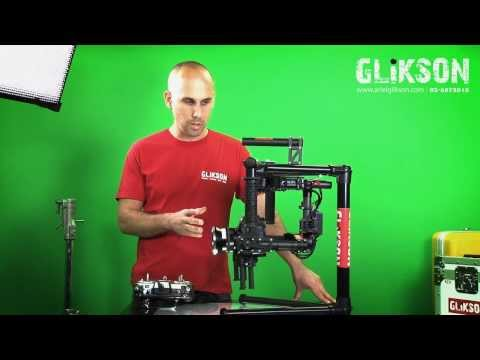 MōVI Introduction - Glikson Camera Rental Israel