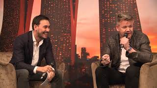 Video In Conversation With Gordon Ramsay MP3, 3GP, MP4, WEBM, AVI, FLV Mei 2019
