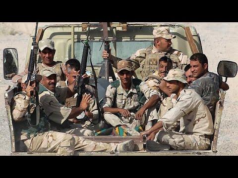 Ιράκ: Πλησιάζει ο στρατός στη Φαλούτζα – Επίσκεψη του πρωθυπουργού στο κέντρο επιχειρήσεων