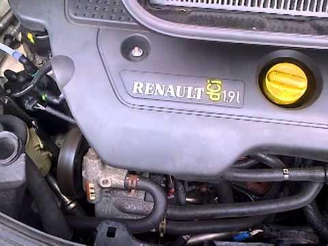 Renault espace iv 1.9 dci снимок