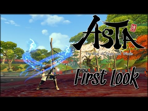 ASTA: The War Of Tears And Winds - Initial Beta Gameplay - IT'S AWESOME!