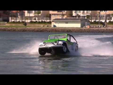 It's A Car. It's A Boat. It's Watercar!