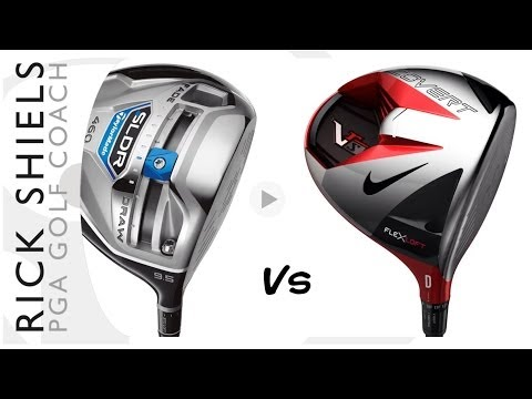 Nike Covert Driver Vs TaylorMade SLDR Driver
