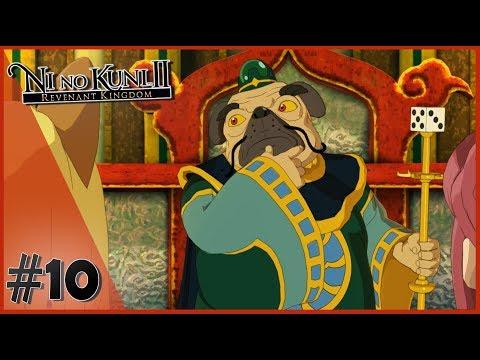 ШЕСТИН ГИ - Ni no Kuni II: Revenant Kingdom #10 [Прохождение]